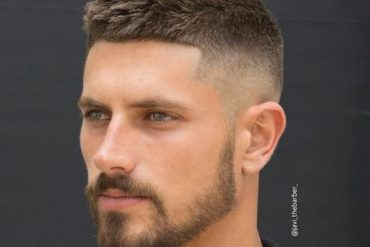 Tendance COUPE DE CHEVEUX HOMME - Coupe homme dégradé : le style au poil