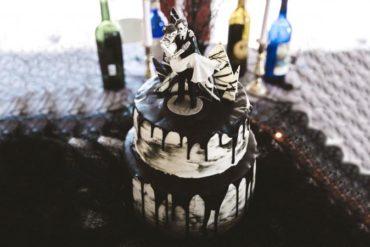 Gâteaux de mariage d'Halloween |  LoveToKnow
