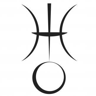 Symbole d'Uranus