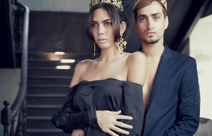 Royal Couple
