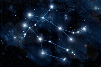 Constellation des Gémeaux: les jumeaux