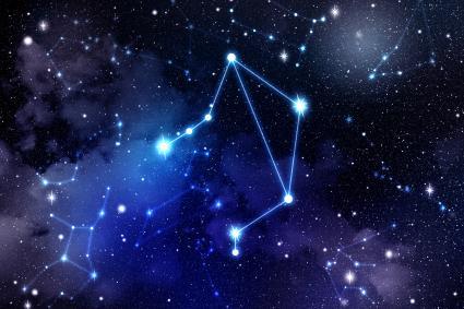 Constellation de la Balance Star Zodiac