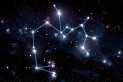 Constellation du Sagittaire l'Archer