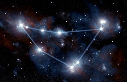 Constellation du Capricorne: la chèvre de mer