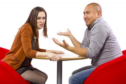 Couple incompatible à une date
