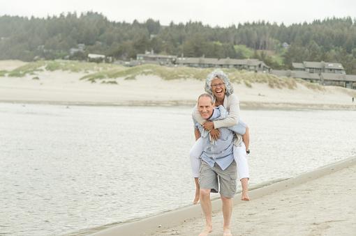 Une promenade sur la plage