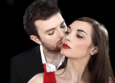 Seduction in action; Copyright Emin Ozkan at Dreamstime.com