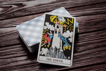 The Tower Card in Tarot