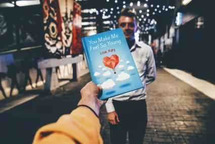 Donner un LoveBook