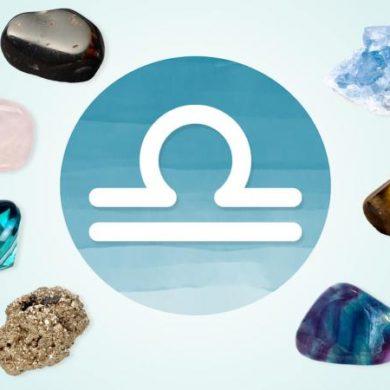 Libra crystals
